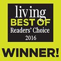 Living: Best of Readers' Choice 2016 Winner